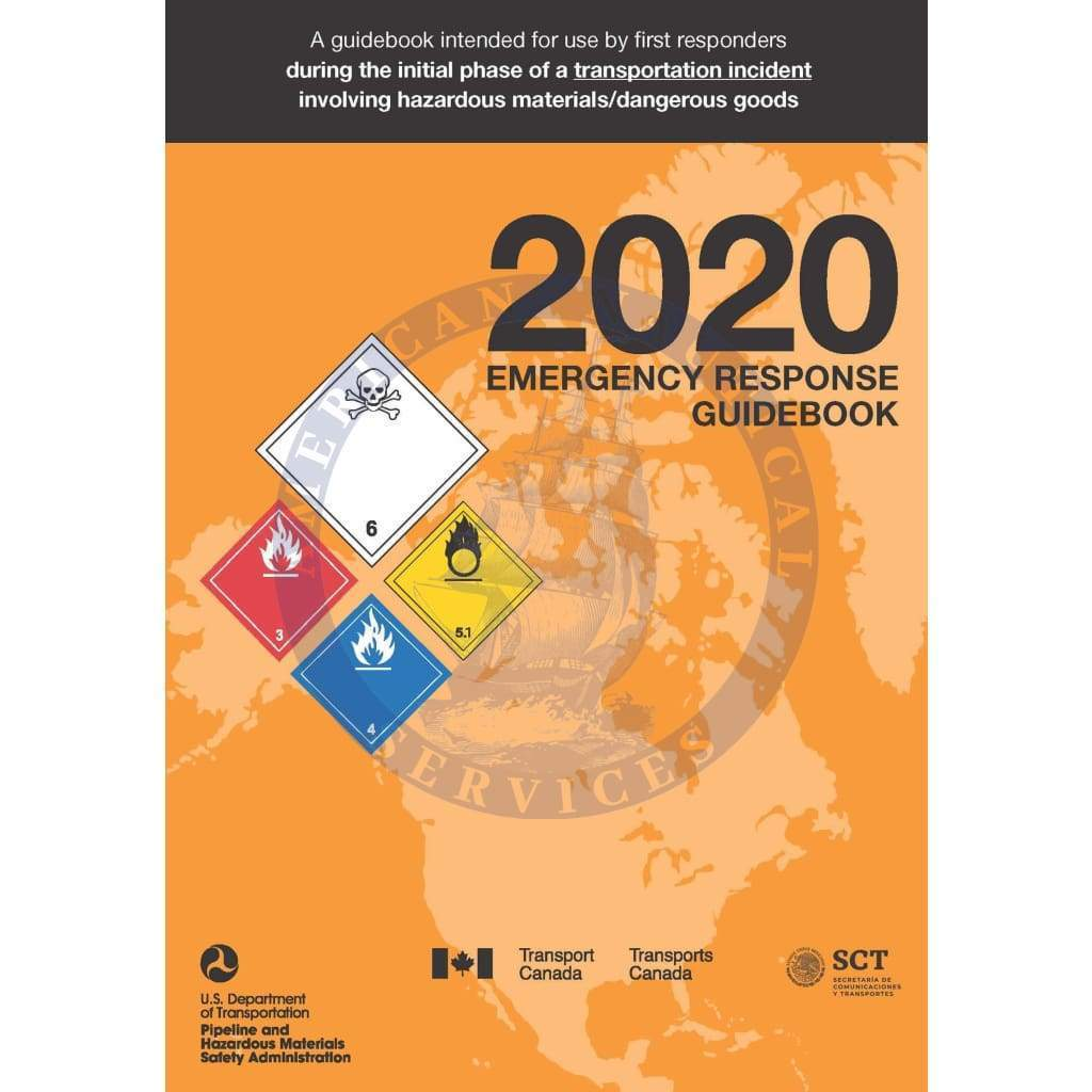 Nueva Guía de Respuesta a Emergencias GRE 2020