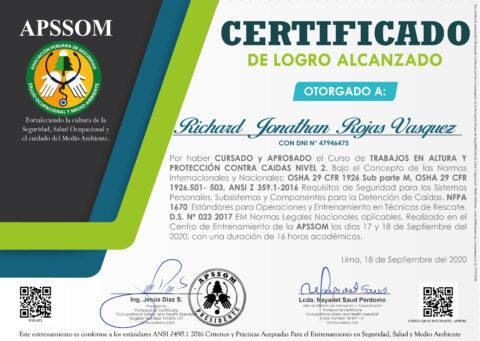 CERTIFICADO ALTURA-RICHARD JONATHAN ROJAS VASQUEZ-01